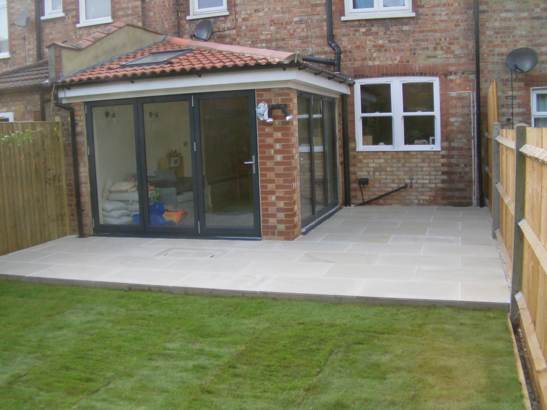 Paving services Buckinghamshire