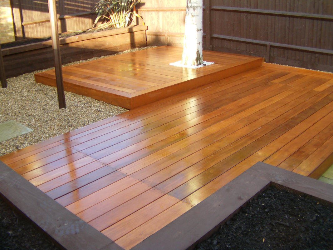 Decking in aylesbury