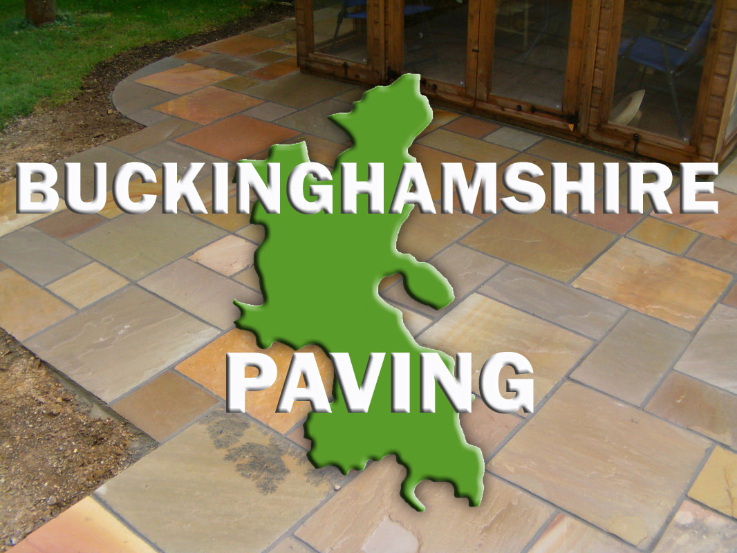 Paving services in Buckinghamshire